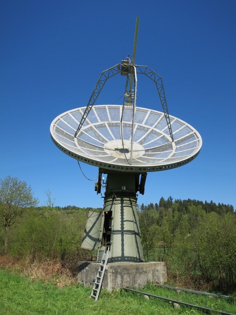 Bleien 7m telescope