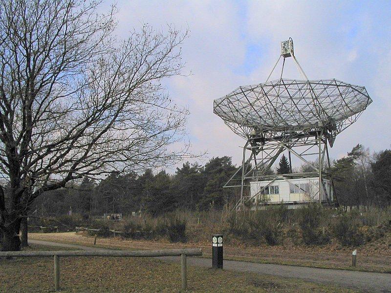 Dwingeloo telescoop