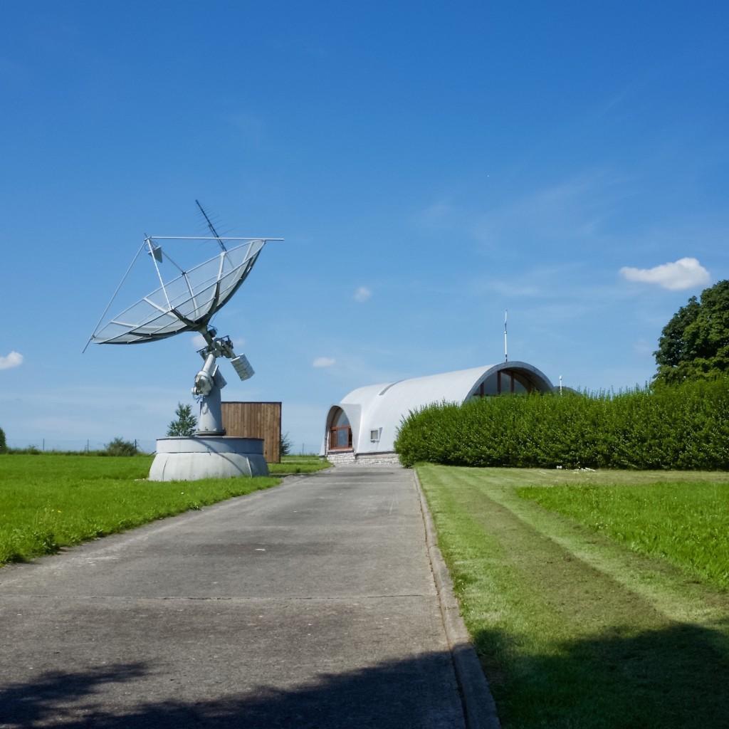 Humain telescope