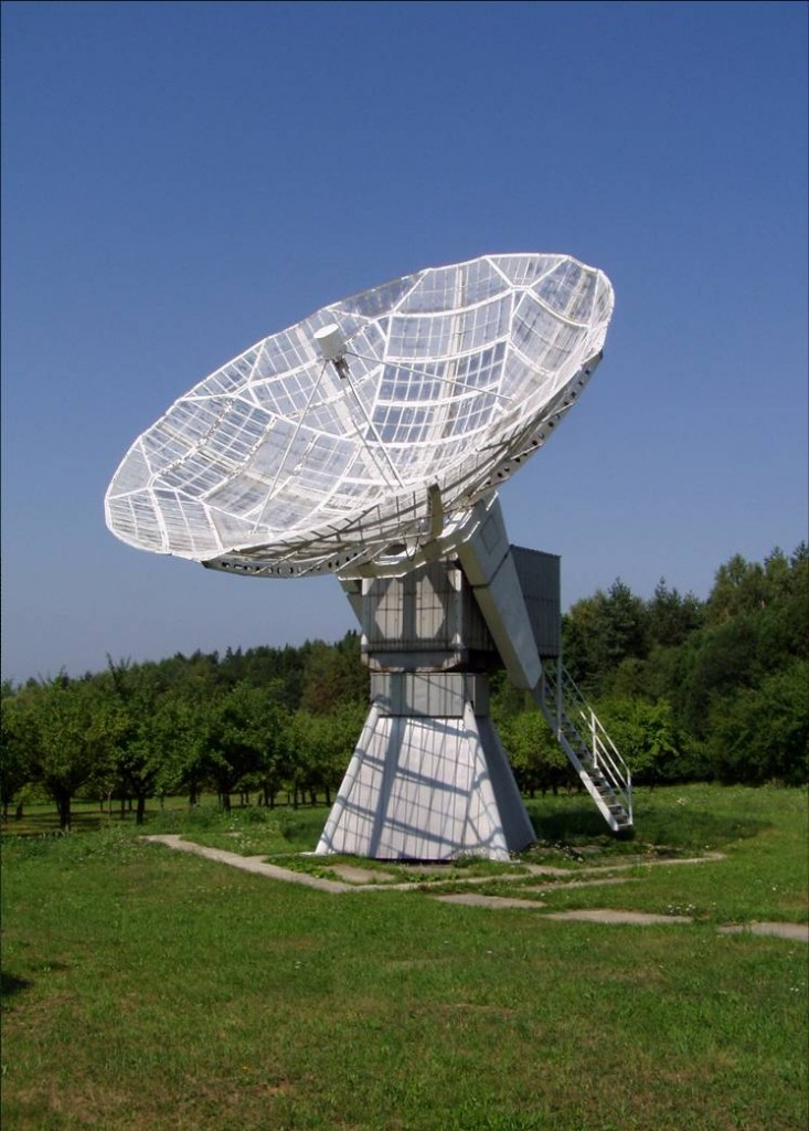 Ondrejov telescope