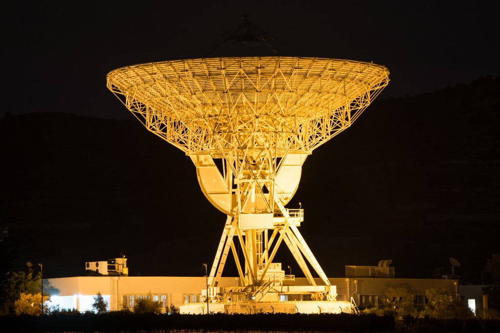 Noto telescope